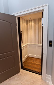 42 best elevator images on pinterest elevator ladders for Beach house plans with elevator
