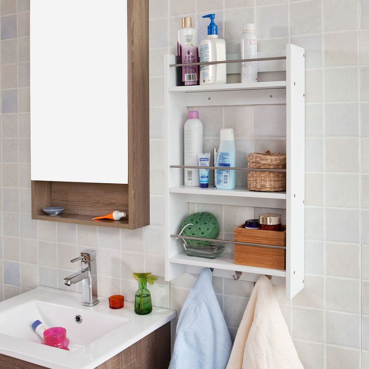 1000 idee su mensole da bagno su pinterest mensola da arredamento per bagno arredamento - Mensole da bagno ...