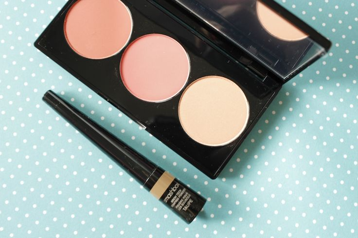 LA Lights Blush Pallette & Brow Powder   Smashbox Cosmetics