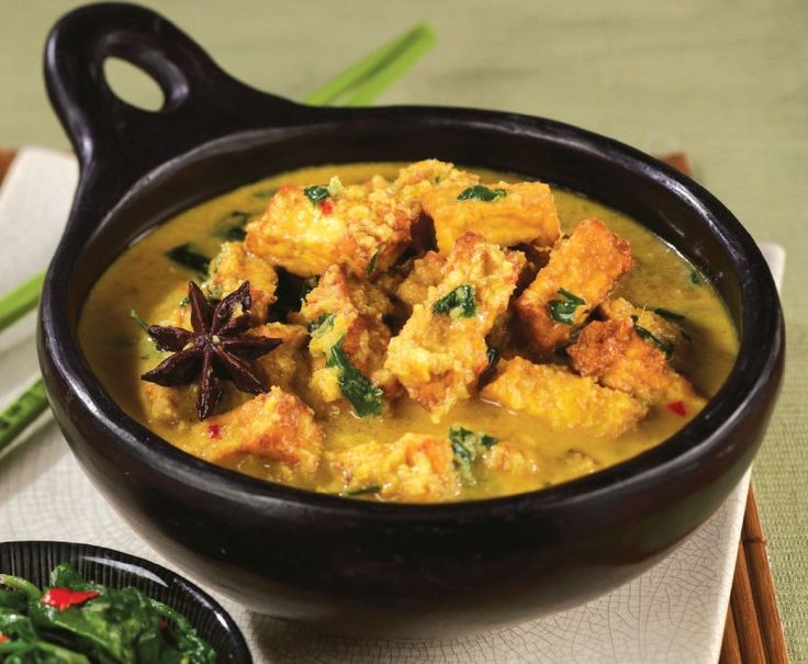 Malaysian Rendang Curry Recipe: Cook Vegetarian Magazine
