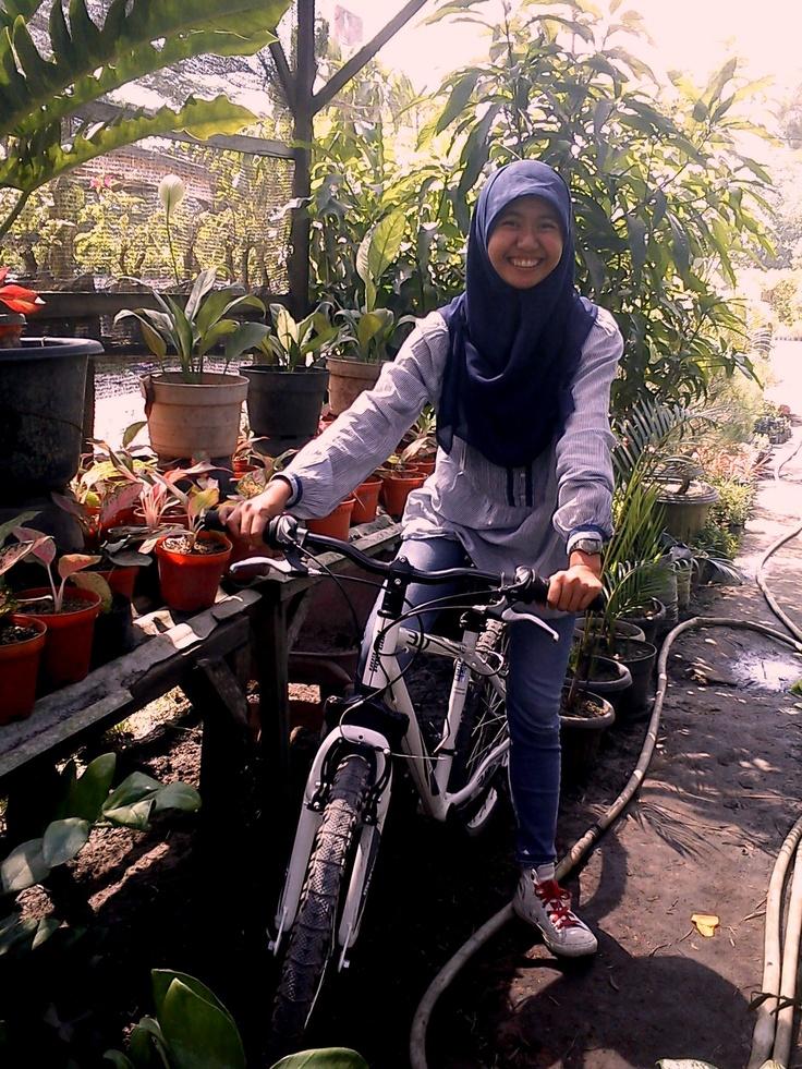 bike to work.