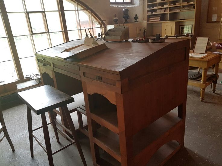 Billnäs office table, Strömfors Ruukki