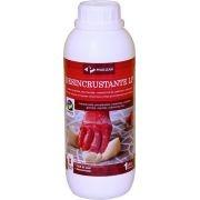 Desincrustante LP 1L  • Removedor de resíduos de rejuntes cimentícios.  • Limpador de eflorescências.  • Limpador pós-obra.    • Excelente para a limpeza de pisos demasiadamente danificados ou sujos.  • Indicado para cerâmicas rústicas, porcelanatos polidos ou texturizados, cerâmicas esmaltadas, pedras em geral,  etc.    • Lançamento: EXCLUSIVA Nova Fórmula com ativo Biodegradável.     • Sem cheiro algum.    • Não danifica porcelanatos de qualquer tipo, granitos ou cerâmicas.  www.colar.com
