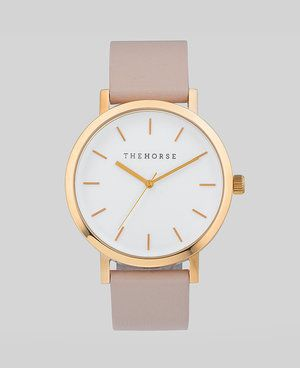 The Horse Watch Rose Gold, $149