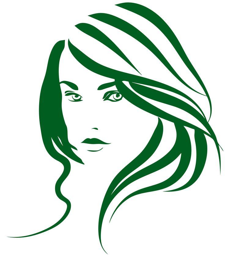 Silhouette Portrait de femme 62 decogcd@gmaij.com