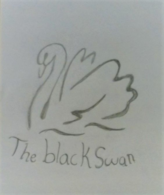 the black swan fan art keeper of the lost cities. Black Bedroom Furniture Sets. Home Design Ideas