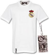 Real Madrid Playera Retro 1950'