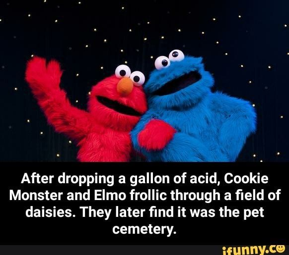 Pin On Funny Sesame Street Memes