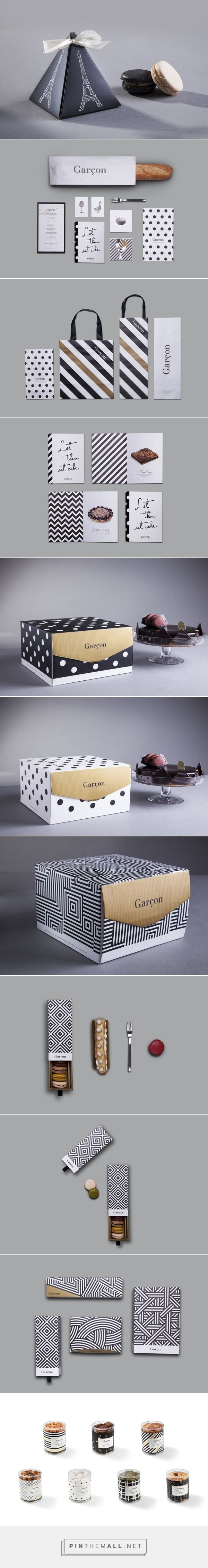 Garçon on Behance by Brownfox Studio curated by Packaging Diva PD. Some great…