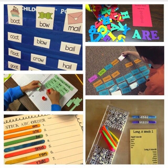 TONS of word work ideas and FREEBIES!!!