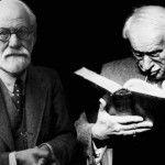 """Freud publicó un ensayo titulado """"Un recuerdo infantil de Goethe en Poesía y Verdad"""". Conoce más de estos dos autores."""