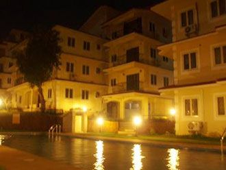 Siolim Holiday Appartment in Goa