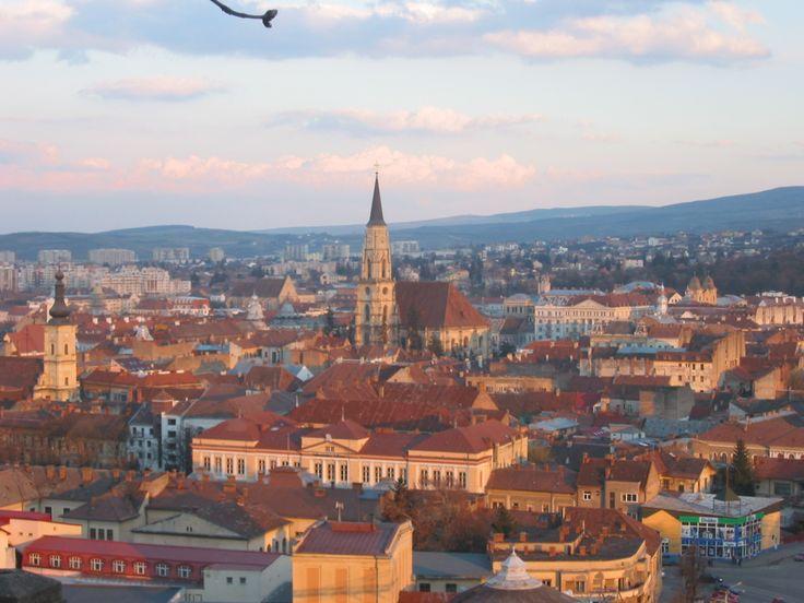 Kolozsvár, in Transilvania (l'attuale Cluj-Napoca in Romania. Luogo natale di Janos