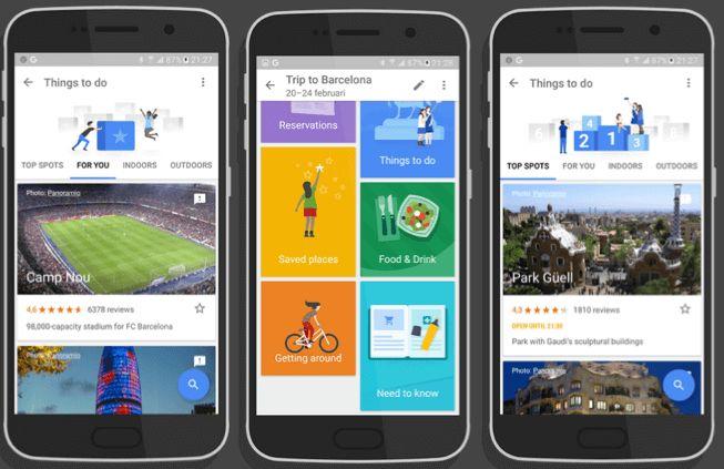 Google Trips : a fantastic and free travel planner app #GoogleTrip #tech #Google #technews