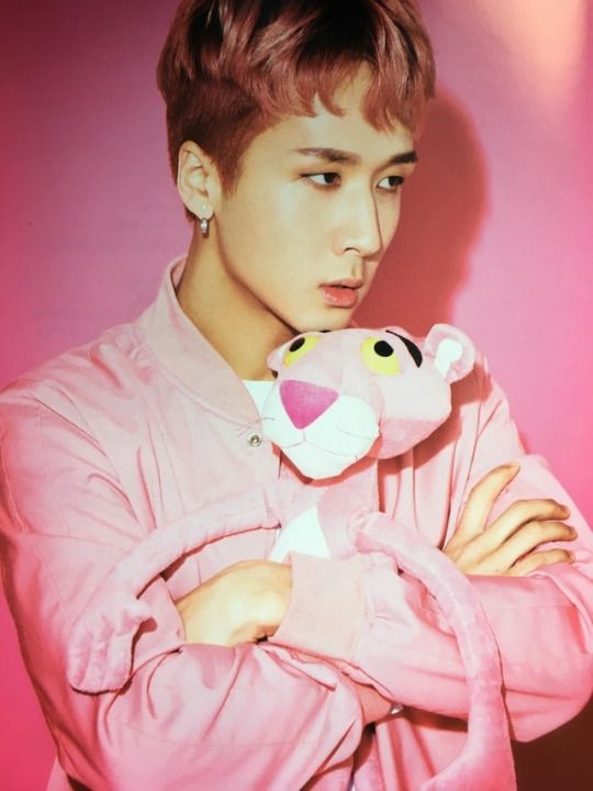 Ravi (VIXX) - secondary inspiration for Rye's personality
