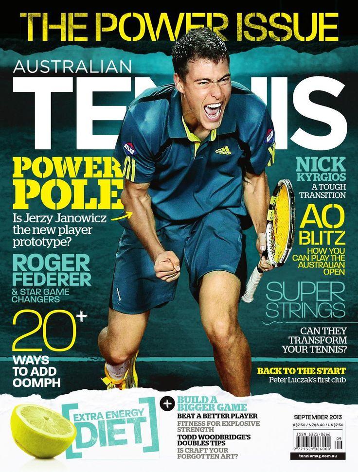 #ClippedOnIssuu from Australian Tennis Magazine - September 2013