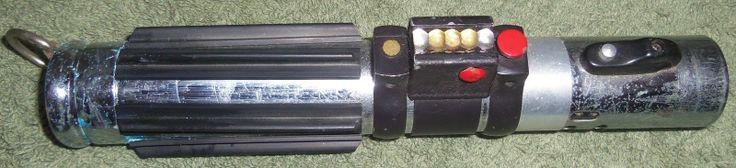 Star Wars Lightsaber Replica Prop Storage Unit Find 2 | eBay