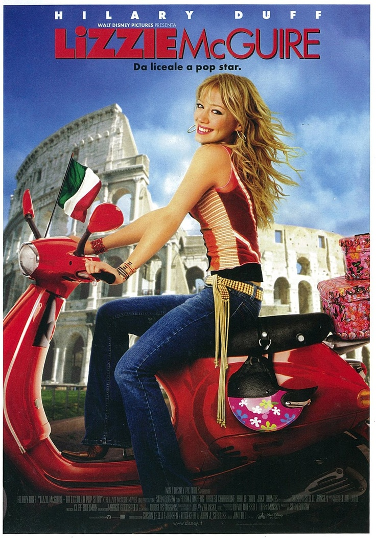 Of lizzie mcguire movie