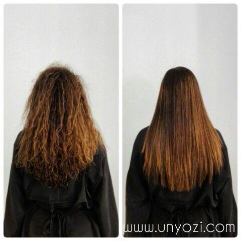 Con nuestro alisado de keratina brasileño conseguiras que tu cabello sea más suave, libre de libre de encrespamiento y más sano en tan solo 90 minutos. Reserva tu cita   Barcelona ☎ 933518359 696001104   Toronto 4167791013  #mejor_alisado_barcelona #hairstylist  #brazilianblowout_unyozi #alisadosinformol  #peluqueriabcn #keratinasinformol #unyozibarcelona   Siguenos en https://instagram.com/unyozisalon