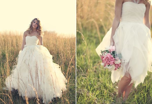2-in-1 wedding dresses- they need to make more of these