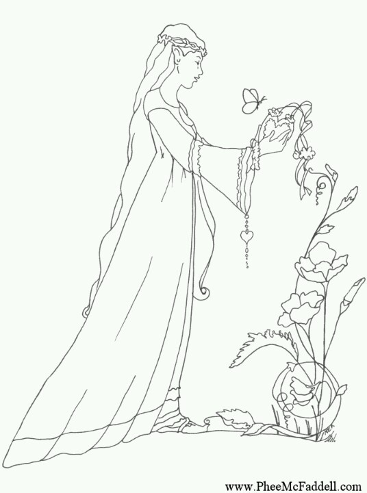 phee mcfaddell coloring pages - photo#8