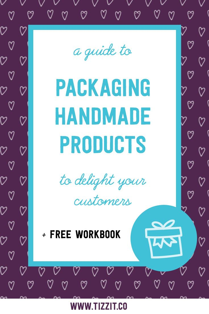 """Packaging your handmade products in a creative and professional way will help you grow your handmade business. By adding value to your products, it can take your shop from """"craft shop"""" to """"designer shop"""", help you delight your customers and turn them into raving fans, and so much more. So how do you create a unforgettable unboxing experience for your customers?"""