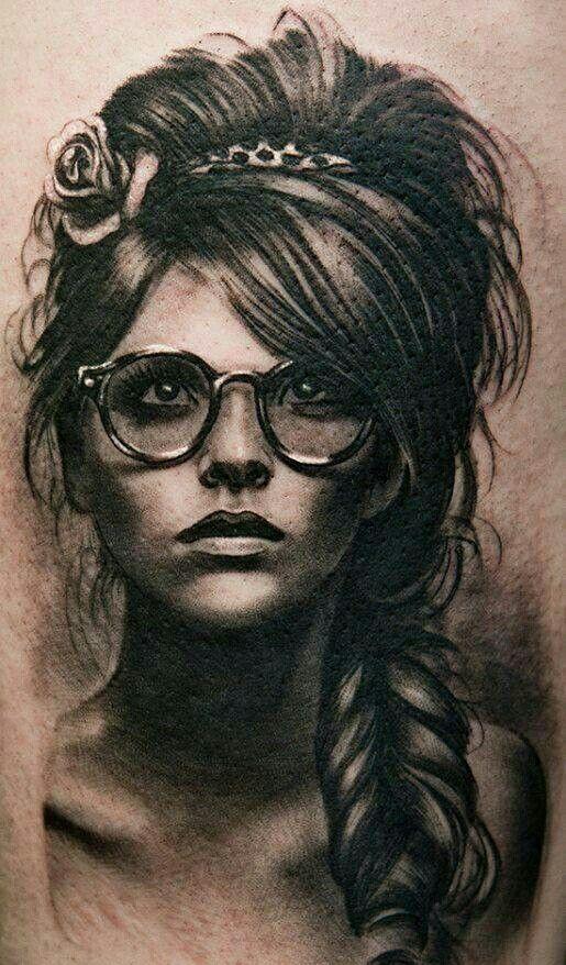 Portrait, wouah !!! J'en reste bouche bée...