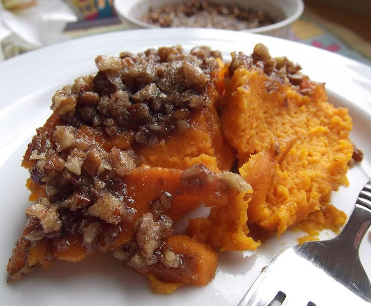 Praline Carrot Souffle