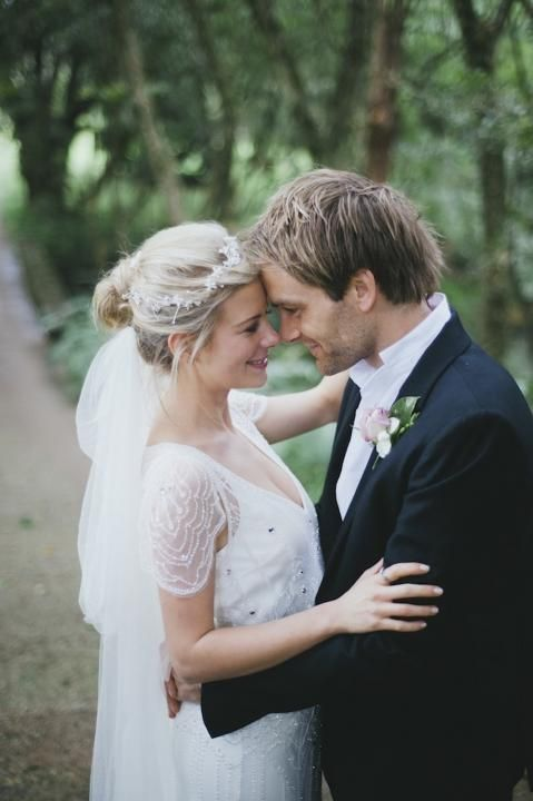 Sarah & Paul / Wedding Style Inspiration / LANE