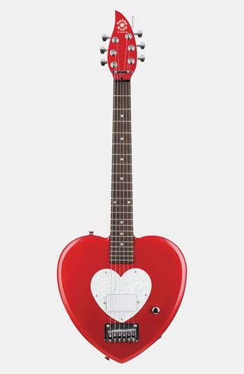 Daisy Rock 'Debutante - Heartbreaker' Electric Guitar Starter Kit available at #Nordstrom $349.99