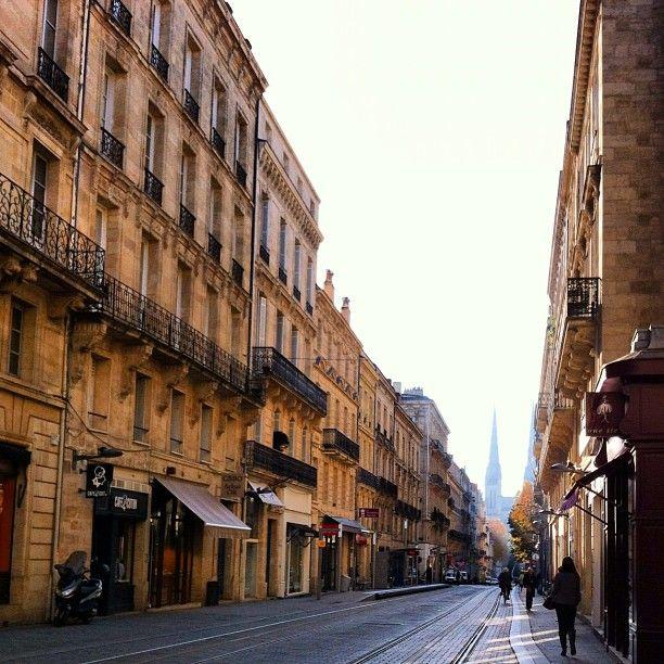 Rue Vital Carles, Bordeaux
