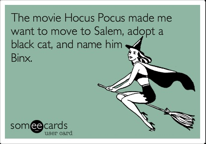 Oh Hocus Pocus Yes it did! LOL