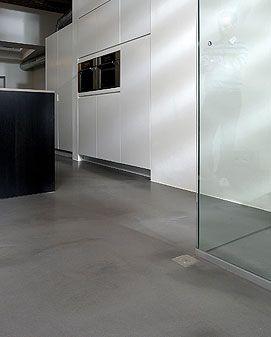 gietvloer keuken betonvloer - Google zoeken