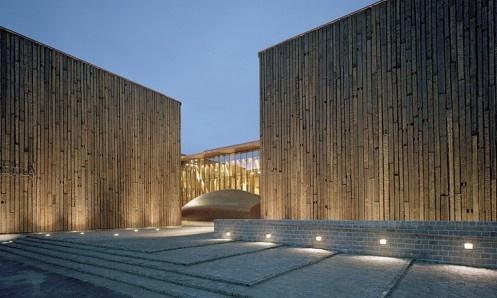 Puinen Guggenheim - osaisivatko suomalaiset rakentaa sellaisen?