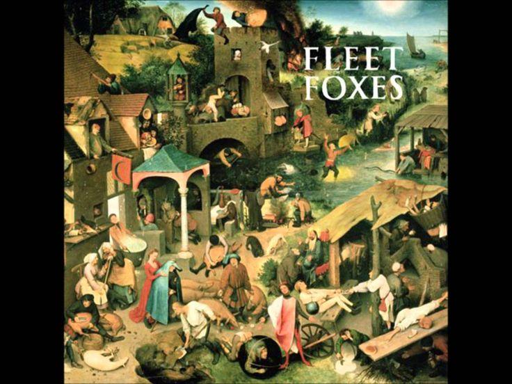 Blue Ridge Mountains-Fleet Foxes