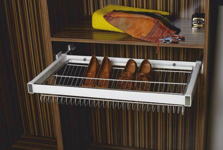 Klasse Shoe Rack Pull Out W Soft Close Runners   Model:	M4.01.101 | 900mm | 859 x 460 x 170mm Price:	Rs6993