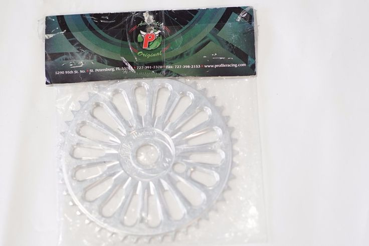Chainrings and BMX Sprockets 177811: Profile Racing 44 Tooth Imperial Chainring For Bmx -> BUY IT NOW ONLY: $30 on eBay!
