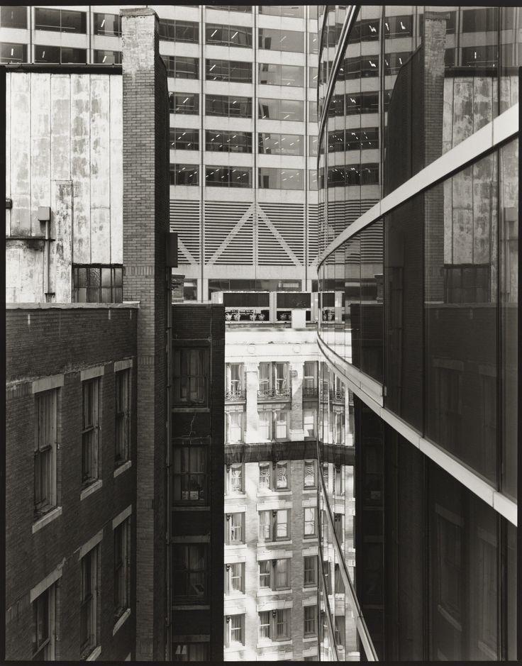 Nicholas Nixon 'View of Arch Street, Boston' 2008