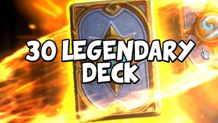 30 Legendary Deck in HEROIC BRAWL