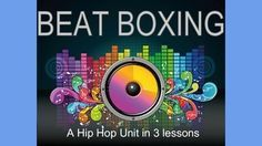 For the sake of music beatbox lesson plan. Absolutely amazing!