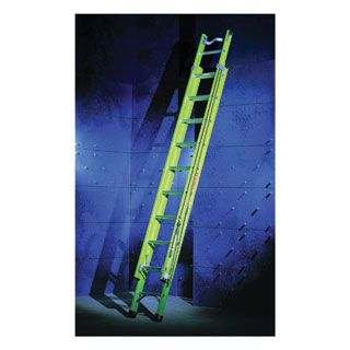 Standard Extension Ladders with fitted 'V' brackets