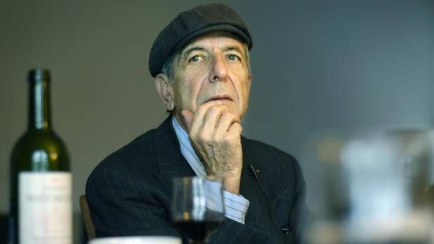 My mom listened to Leonard Cohen, my dad loathed him and I wanted to be him. - you simply must read this very fine story written by Heather O'Neill