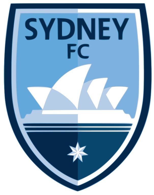 Sydney FC of Australia crest.
