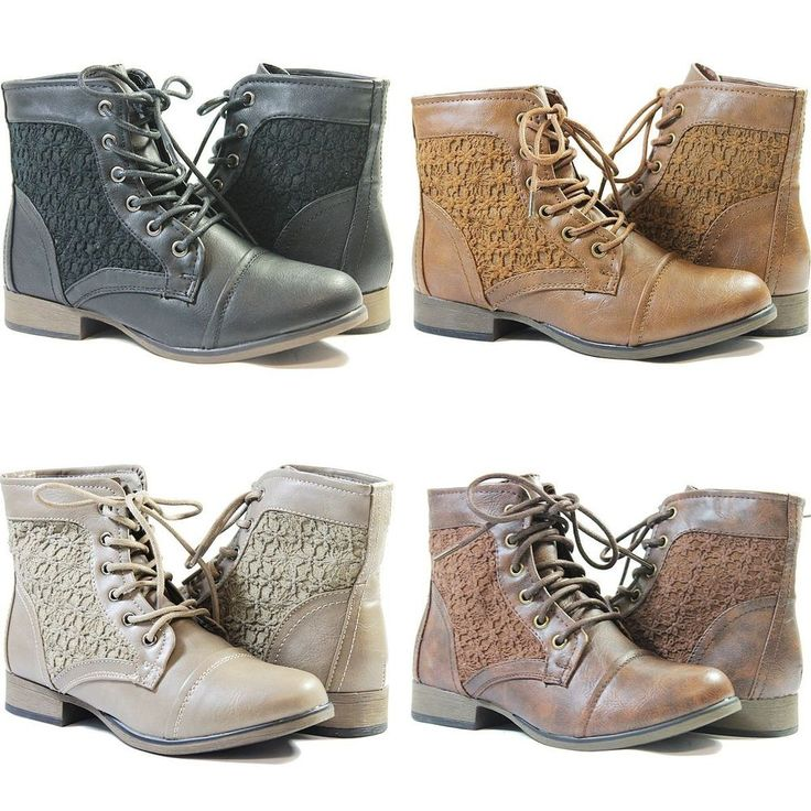 1000  ideas about Women&39s Combat Boots on Pinterest | Combat boots