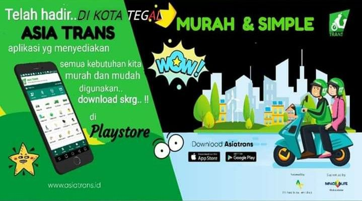 Download Segera Aplikasi Ojek Online Termurah Yaitu Asia Trans Di Google Playstore Dan Nikmati Layanan Ojek Online Dengan Tarif Yang Term Asia Aplikasi Teman
