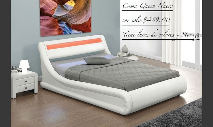Brand New  Queen Size Bed  Storage only $489.00 Martins Furniture Home Gallery. 7014 SW 87 Ave Miami Fl 33173.