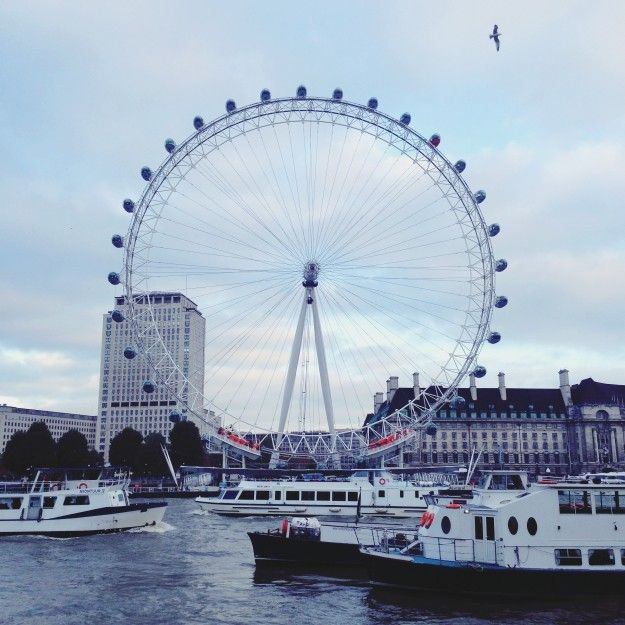 Foodie Travel Tips for London from Not Without Salt