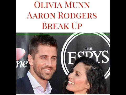 Olivia Munn and Aaron Rodgers Break Up After 3 Years of Dating !!!