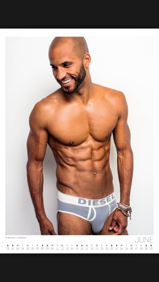 Ricky whittle | beautiful people | Ricky whittle, Sexy men ...