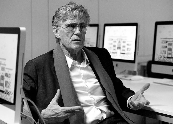 "Derrick de Kerckhove (English version): ""The problem is either you control language or it controls you"" - Although being almost 70 years old, Derrick de Kerckhove has a vitality & an energy that many people under 40 would want for themselves. Derrick, who used to work closely with Marshall McLuhan, is now a Professor of the French Language department at the U of Toronto & of the Sociology department at the Federico II U in Naples, scientific director of the Italian magazine  Mediaduemila."